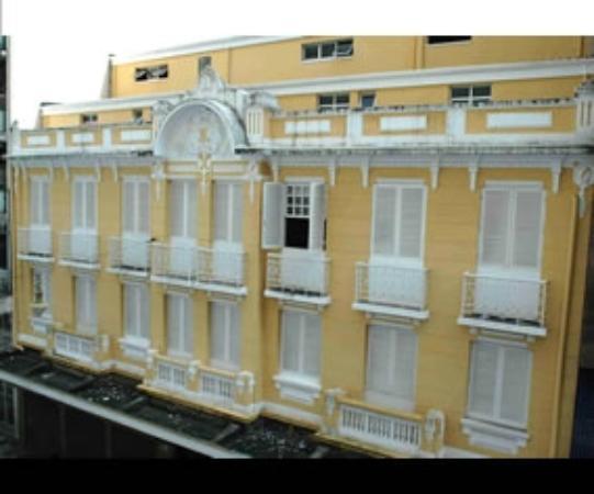 Hotel Joamar: faixada