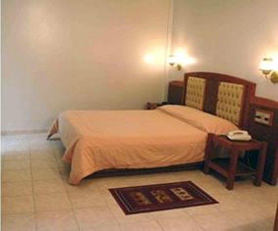 Hotel Joamar: quarto casal