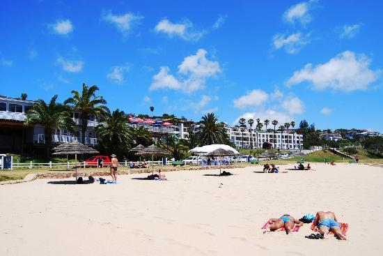 Santos Express: On the Santos Beach