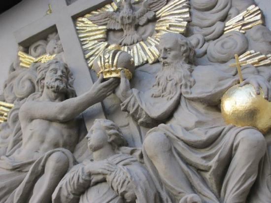 Spitalkirche: detail