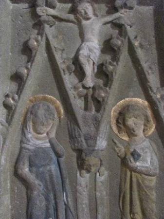 Spitalkirche: another detail