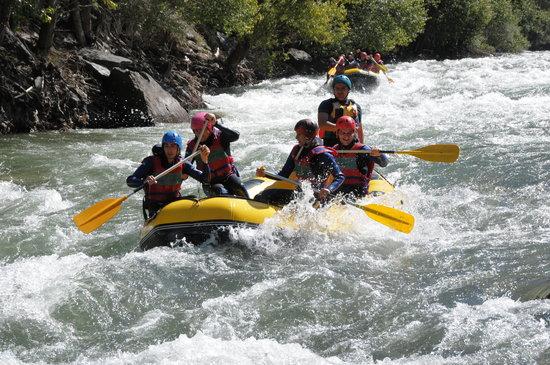 Rafting Pallars - Turisnat Sort