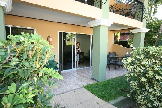 Hotel ManGaby: our room 108