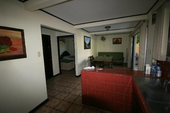 Hotel ManGaby: inside room 108