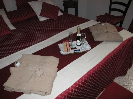 A Casa di Serena a San Pietro: camera