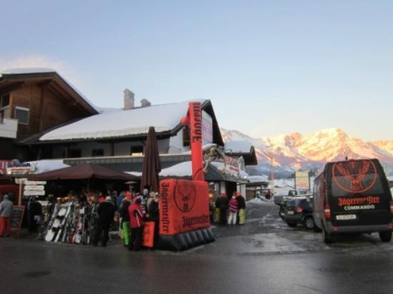 Pension Edinger: Apres Ski Bar