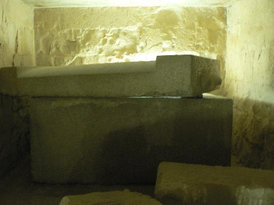 Picture Of Meidum Pyramid, Giza