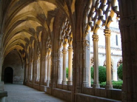 Alt Camp, إسبانيا: Monasterio de Santes Creus