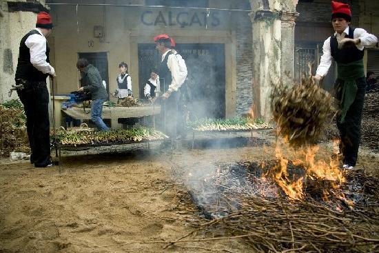 Alt Camp, إسبانيا: La calçotada de Valls