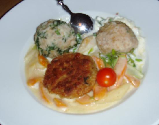 s'Wirtshaus Restaurant: dinner