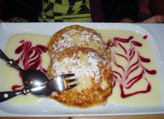 s'Wirtshaus Restaurant: Potato Pancakes