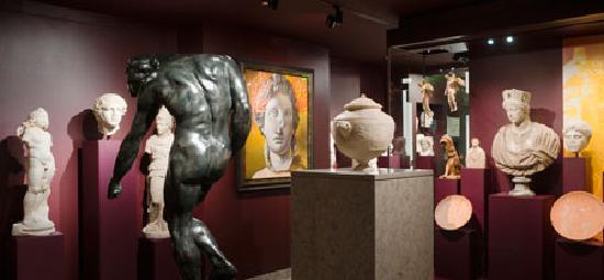 Musee d'Art Classique de Mougins: Galerie Célébtités