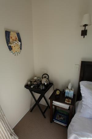 L'Abri: room