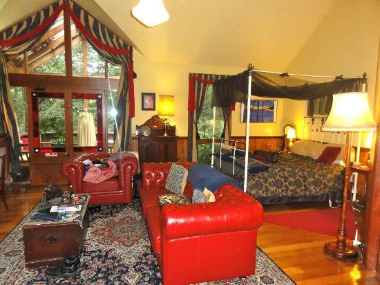 Arcadia Cottages: Cosy and romantic