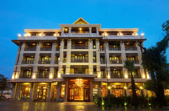 Angkor Sayana Hotel & Spa: Exterior View