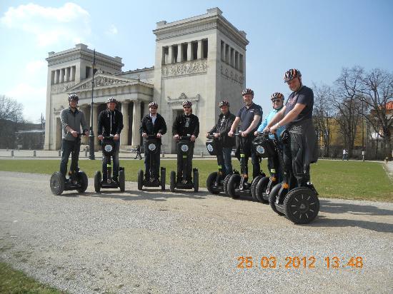 City Segway Tours Munich Germany