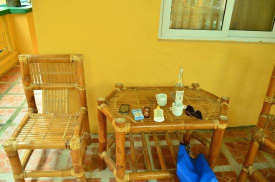 La Isla Bonita Resort: Esterno di una camera