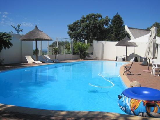 Intaka Lodge: great pool