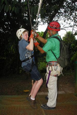 TiTi Canopy Tours: Clip On