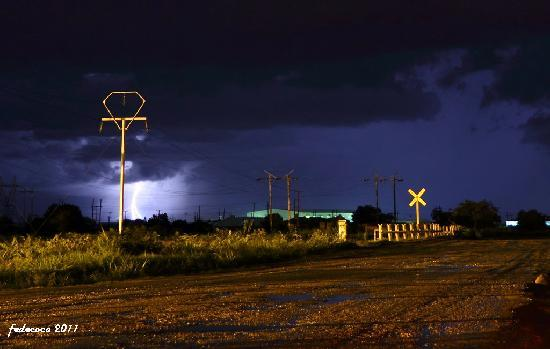 زامبيا: Thunderstorm - Ndola, Zambia