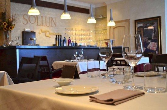 Sollun Restaurante - Pintada 23