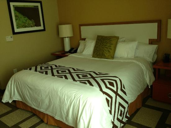 Embassy Suites by Hilton Houston Downtown: you will sleep like a baby in this bed