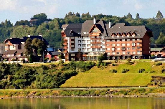 Hotel Cumbres Puerto Varas: hotel
