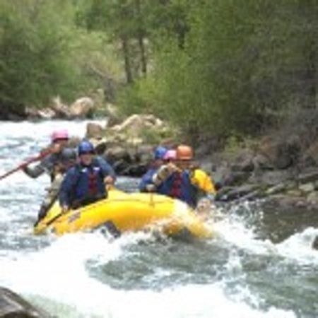 4 Corners Whitewater / Telluride : Rafting on the San Miguel in Telluride