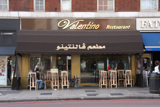 Good Restaurants In Edgware Road