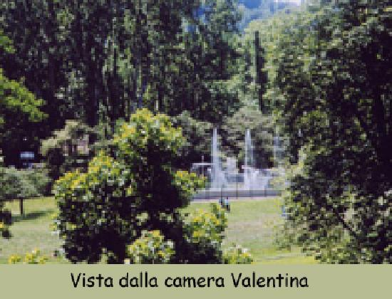 All'Orso Poeta : Vista dalla camera Valentina