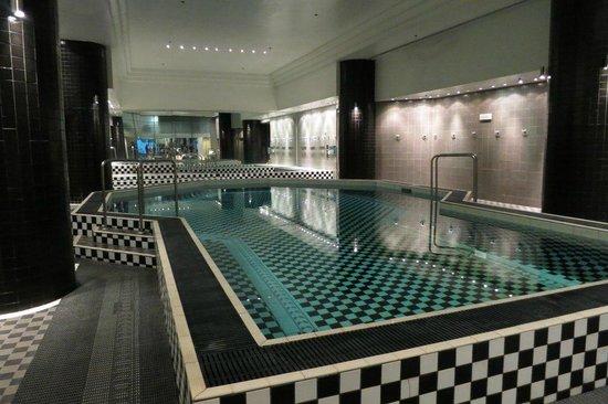 Swimming Pool Picture Of Grand Hyatt Melbourne Melbourne Tripadvisor