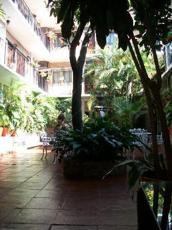 Hotel Posada de Roger: Ideal para leer un libro o una platica amena