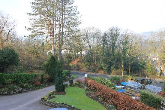 Lingwood Lodge: View from our bedroom
