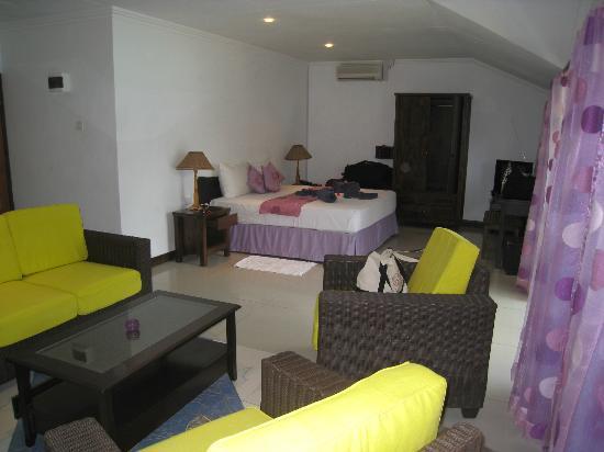 Augerine Guest House: Chambre