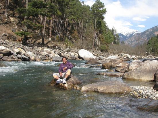 Parvati Valley : River Parvati