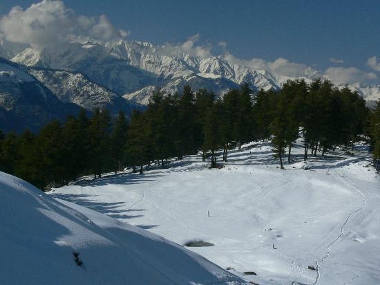 Parvati Valley : Mozik valley