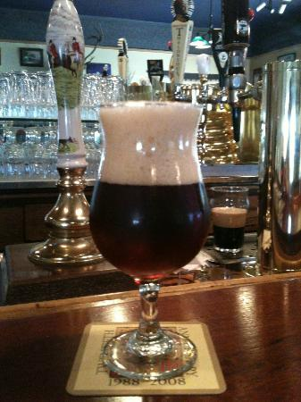 North Coast Brewing Company: Old Stock Ale is delicious