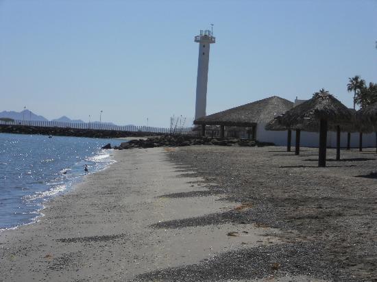 Villas Santo Niño: One block to the Sea of Cortez