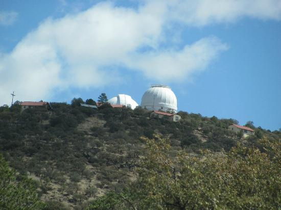 "McDonald Observatory: 87"" and 107"" telescopes"