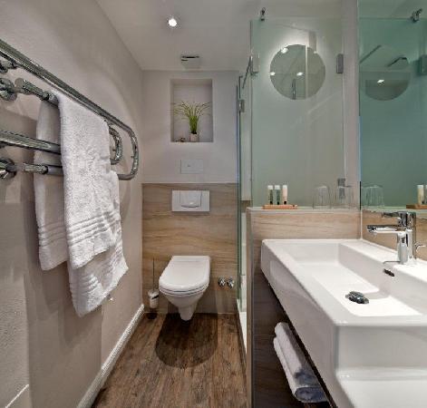 Schöner duschen im Hotel Uthland