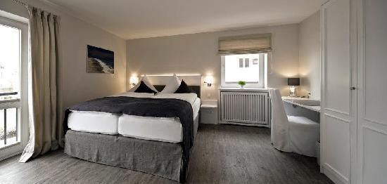 Zimmer im Hotel Uthland