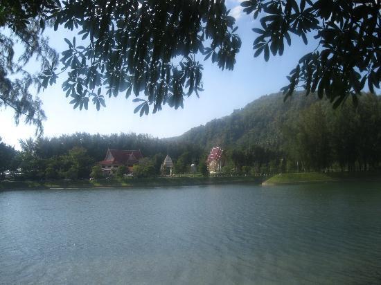Baan Oui: Озеро