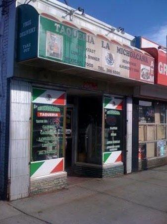 La Michoacana: LA MICHOCANA 06604