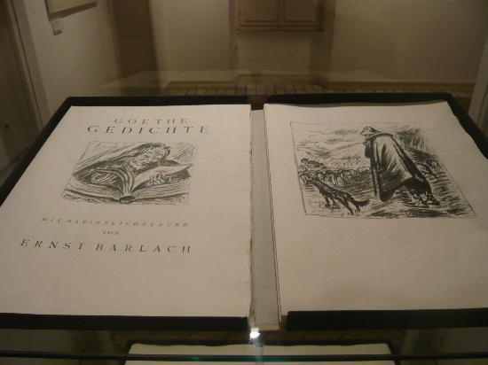 Casa di Goethe: Poesie di Goethe illustrate