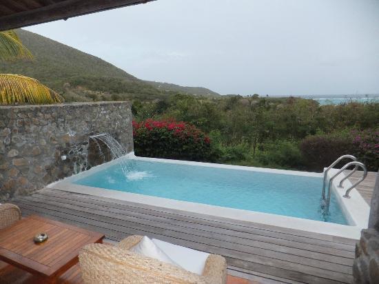 Canouan Resort at Carenage Bay - The Grenadines: Villa Pool
