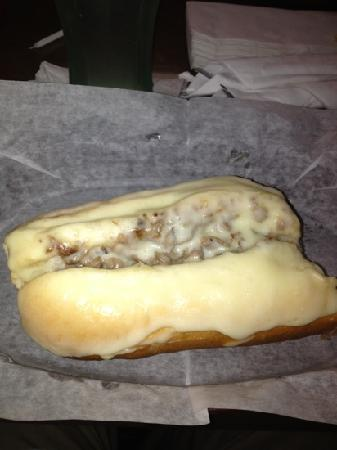 Rooster's Restaurant: Philly Cheese Steak