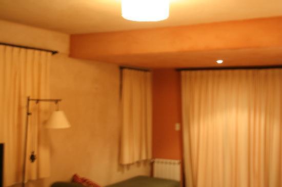 Aldebaran Hotel & Spa: Innenansicht von decke ceiling