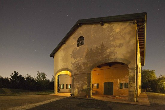 Nonantola, إيطاليا: Esterno Locanda