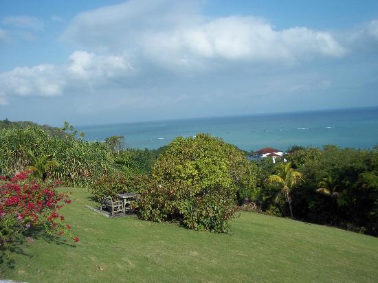 Datura Villa: View to the Northwest
