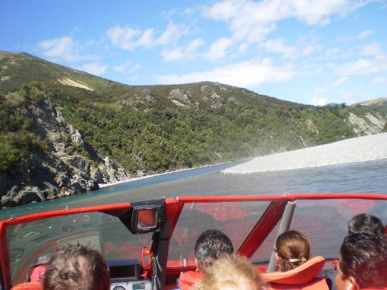High Country Explorer Tours: on the river